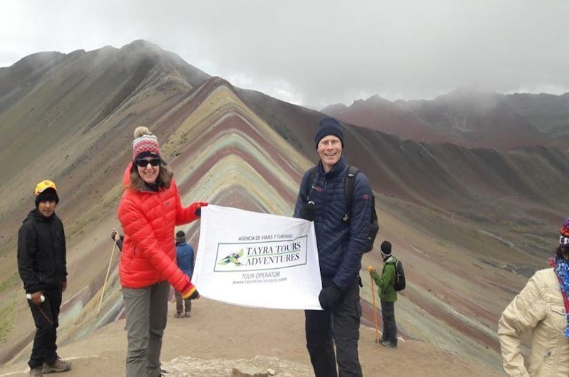 Rainbow Mountain Trek Vinicunca, Cusco and Machu Picchu package tour is a an exclusive package tour designed to offer you the most in Cusco.