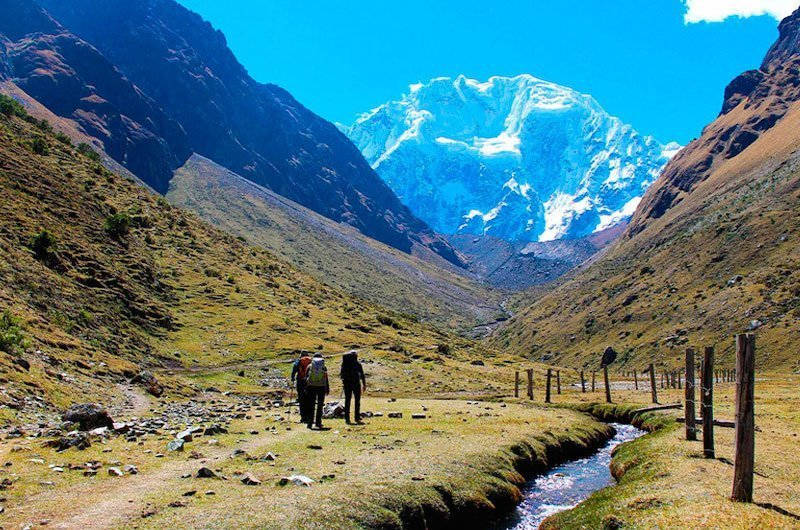 3 days 3 days Salkantay Trek to Machu Picchu