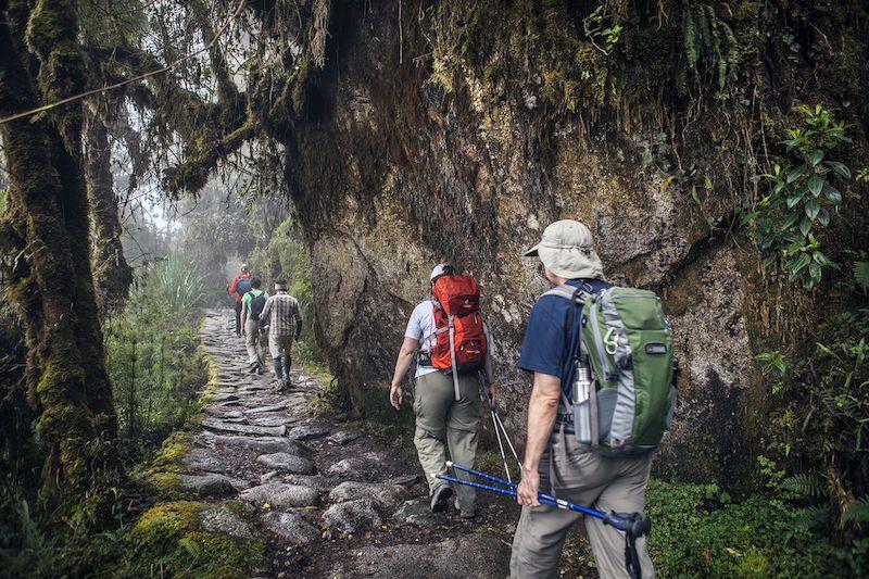 Short Inca Trail to Machu Picchu