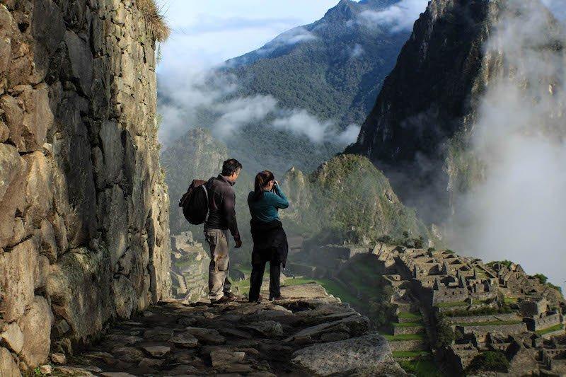 Short Inca Trail to Machu Picchu, One Day Inca Trail Tour