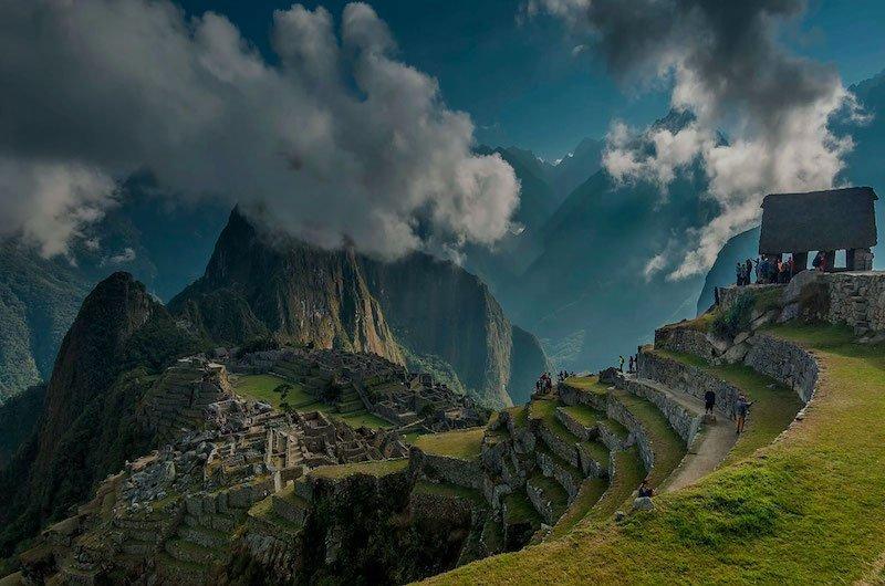 Machu Picchu, One Day Inca Trail Tour
