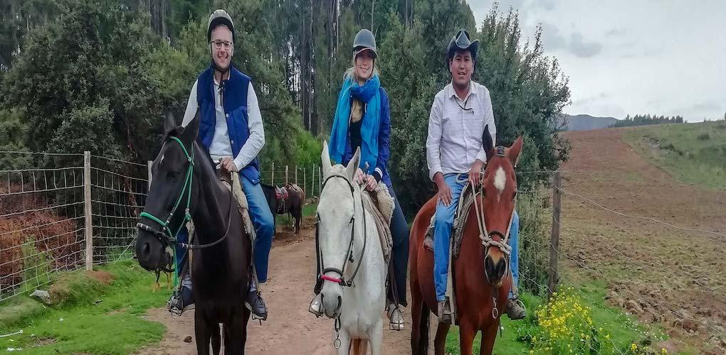 Horse Back THorseback Riding in Cusco our of Cusco City