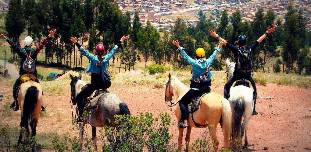 Horse BackHorseback Riding in Cusco Tour of Cusco City