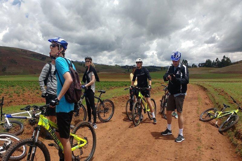 Maras Moray Bike Tour