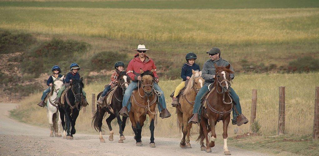HorHorseback Riding in Cusco se Back Tour of Cusco City