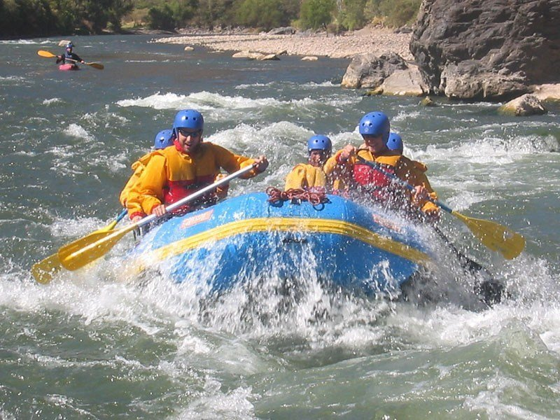 Rafting in Cusco