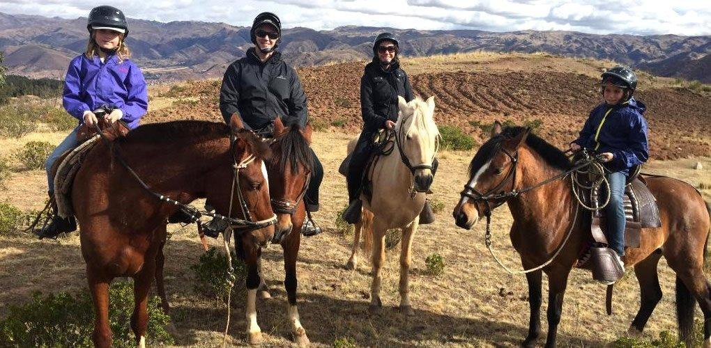 Horse BacHorseback Riding in Cusco k Tour of Cusco City