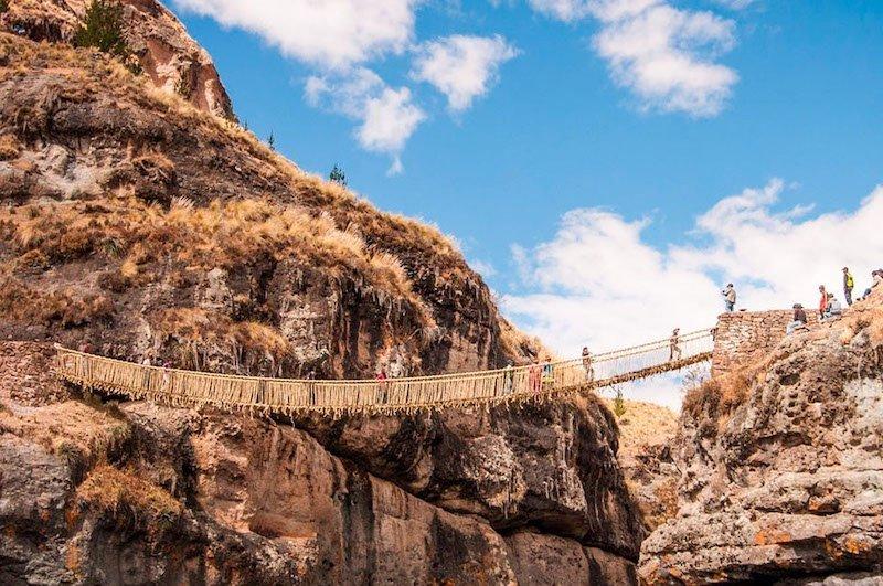 Qeswachaka Rope Bridge Tour