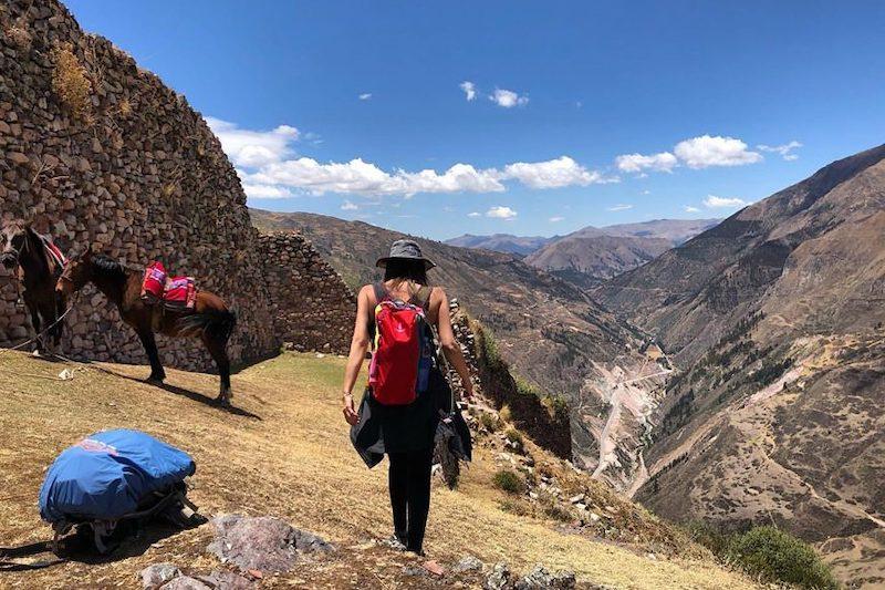 Ancascocha Trek to Machu Picchu