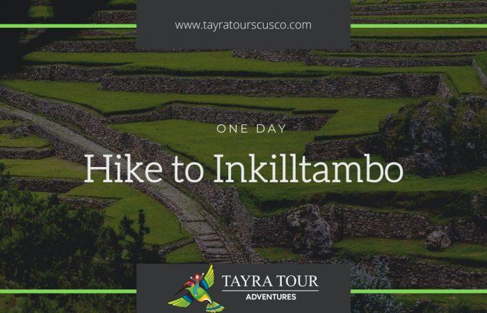 One Day Hike to Inkilltambo