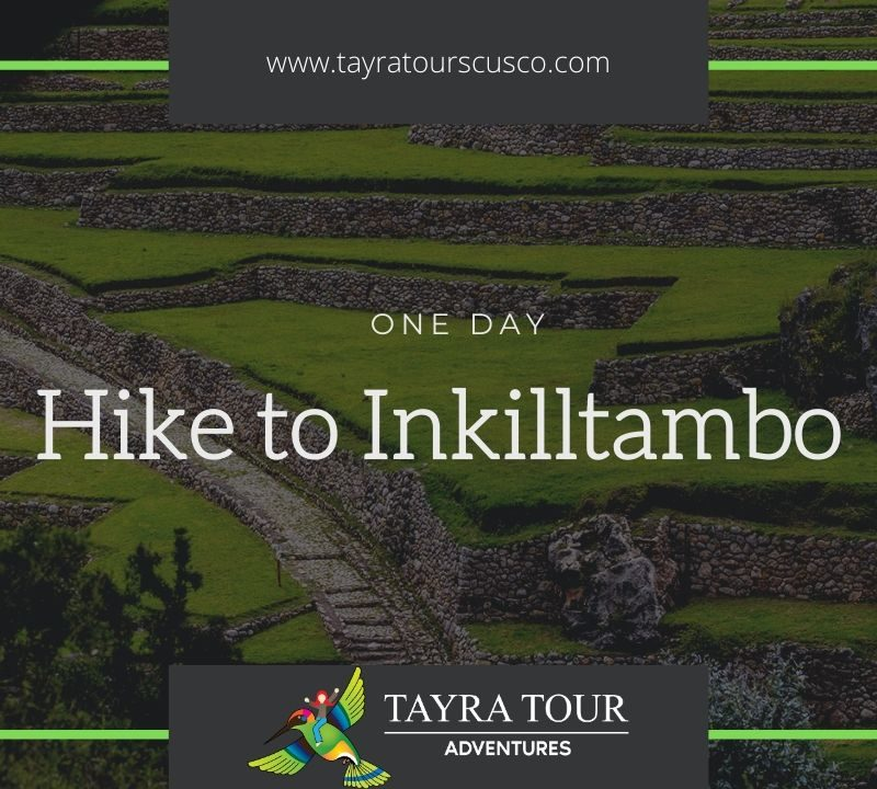 One Day Hike to Inkilltambo