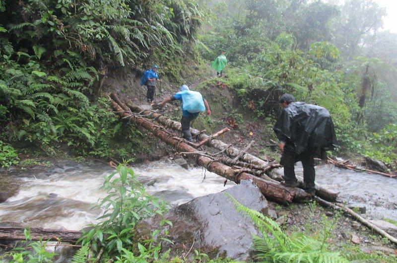 Vilcabamba Espiritu Pampa Trek